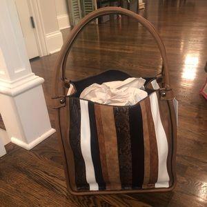 NWT Inzi large tote purse